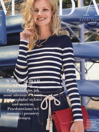 agata k 469 for PANI magazine
