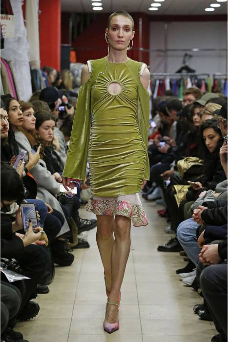 Neith_Nyer ready to wear Fall winter 2017-18; Paris march 2017